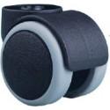 Zestawy kołowe do foteli trzpień - 10 mm