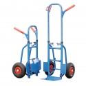 Wózki dwukołowe składanie